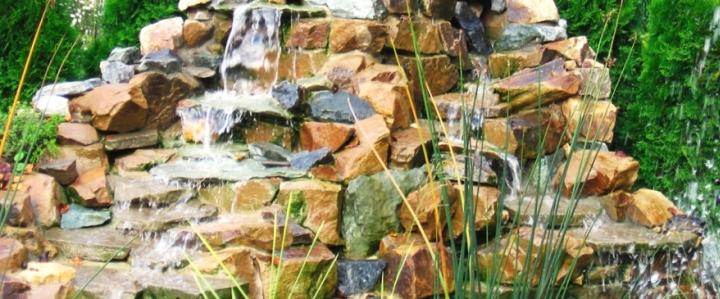 Самодельные водопады своими руками 27